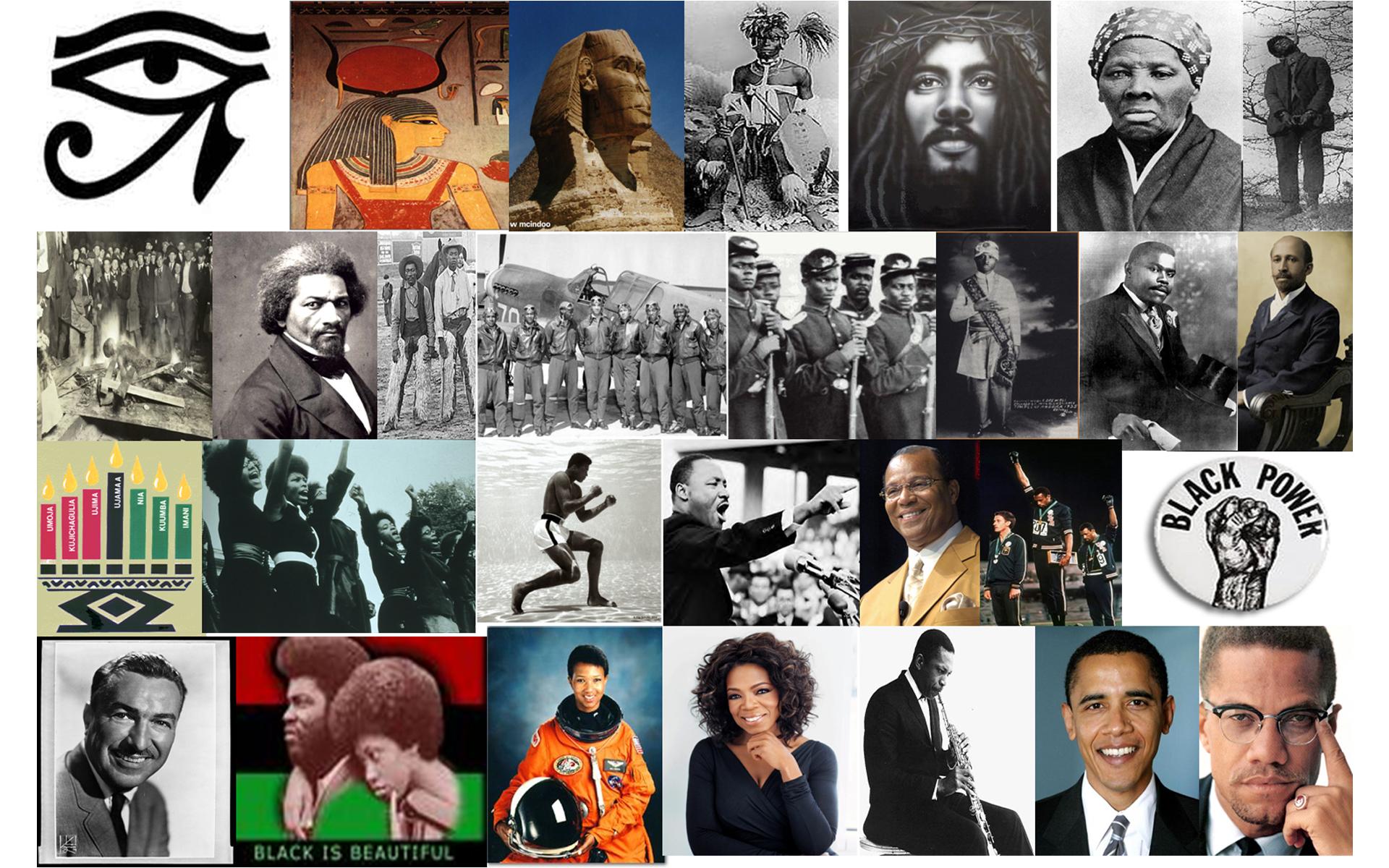 Black History Background Black history timeline